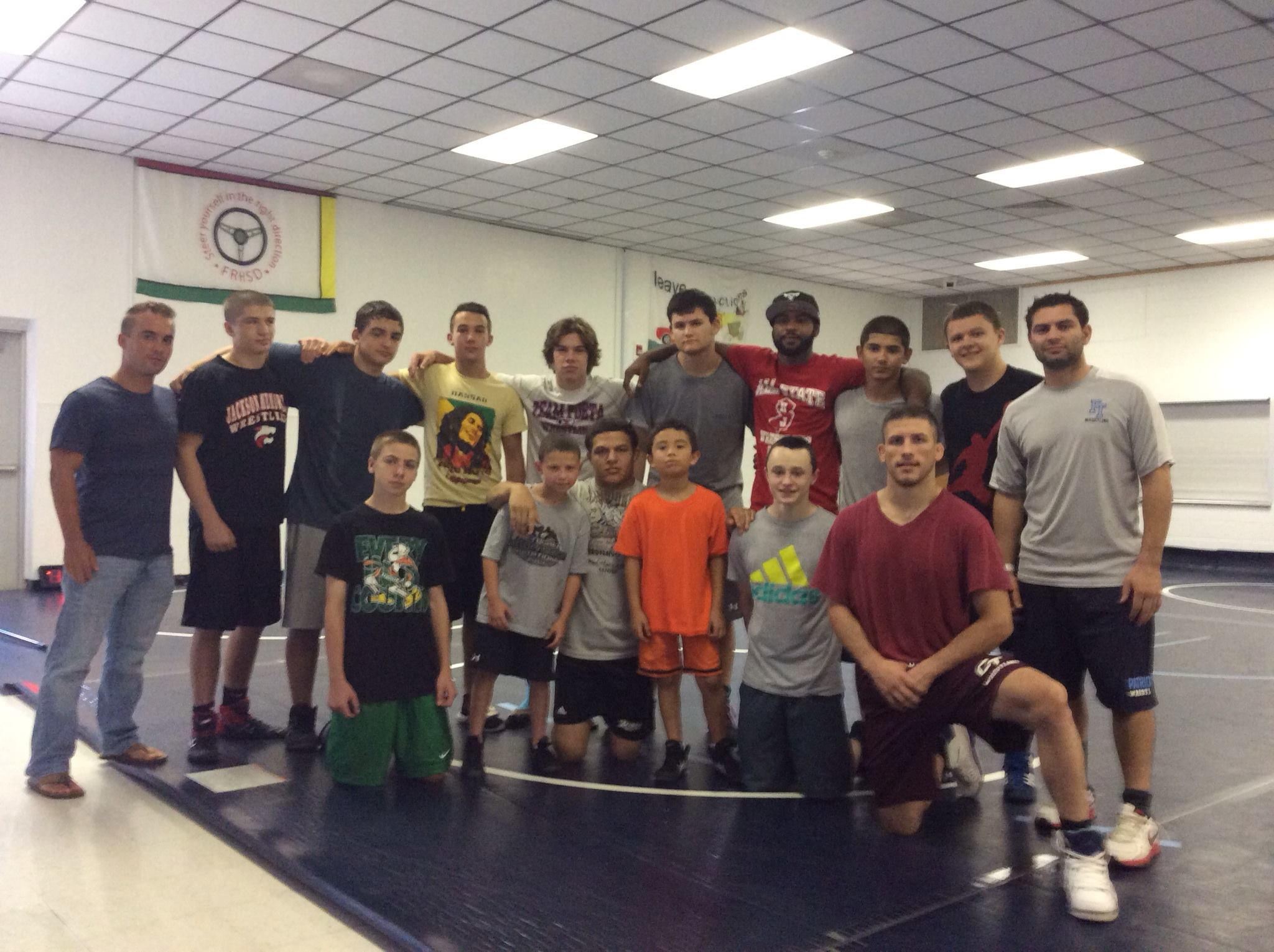 wrestling club, Pittsburgh, south hills, NCAA All-American
